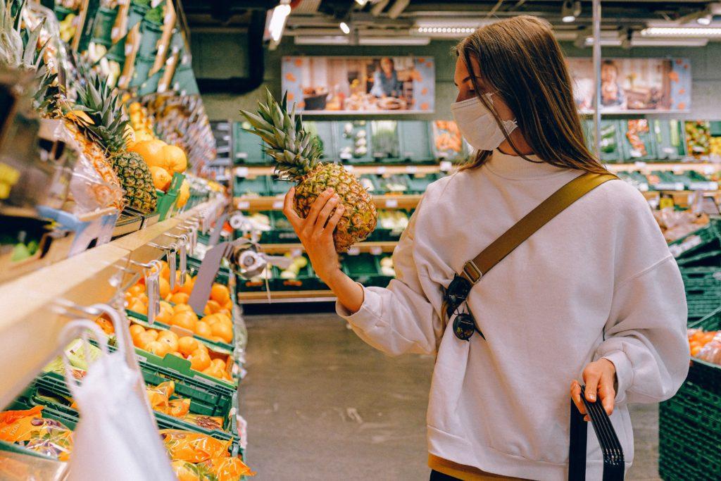 Hygienisch Lebensmittel einkaufen gehen kann ganz einfach sein...